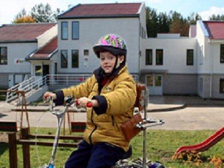 Der Anbau für das Heilpädagogische Zentrum Pskow