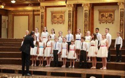 Münchner Kinderchor – Reise nach Wien