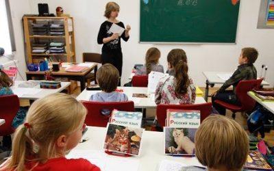 Neue Geräte für die deutsch-russische Mittagsbetreuung in München