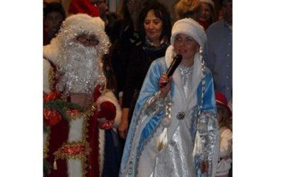 """Neujahrsfest in der russischen Schule """"Russkaja Retsch"""""""