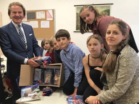 Besuch beim Deutsch-Russischen Bildungszentrum e.V.