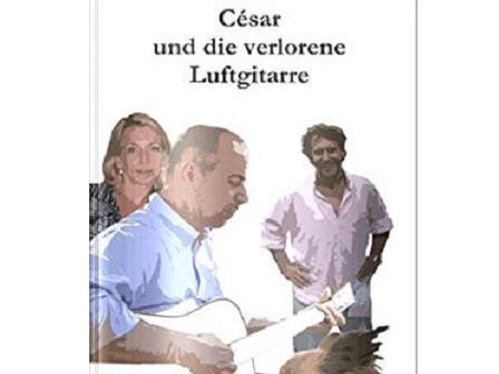 César ist da! Das Buch wurde endlich veröffentlicht
