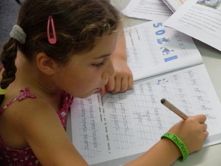 """Unterstützung der russischen Schule """"Russkaja Retsch"""""""